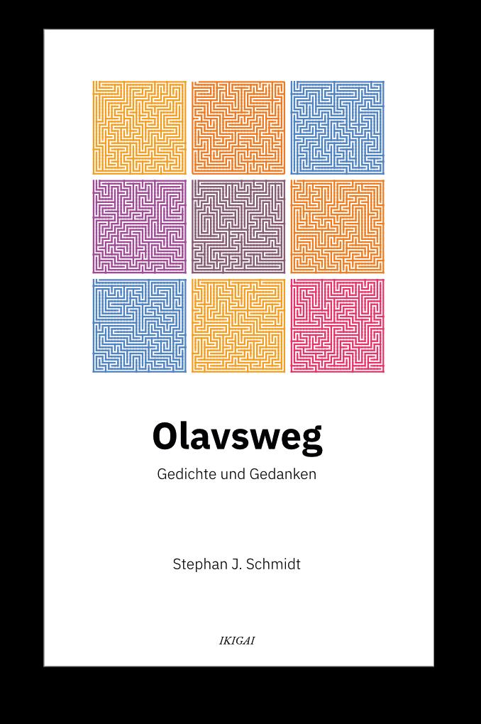 Olafsweg Gedichtbuch