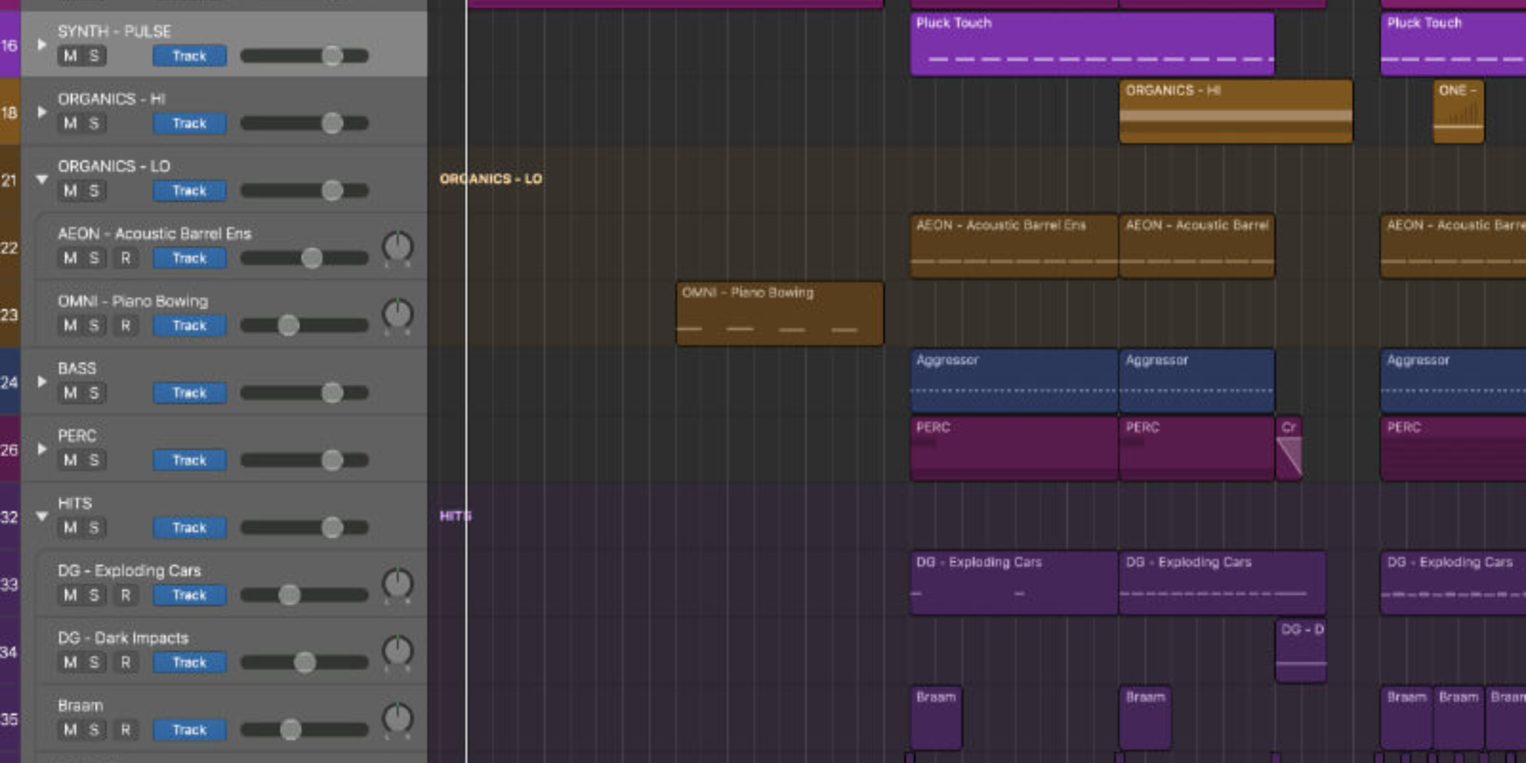 Exporting Stems for Music Libraries