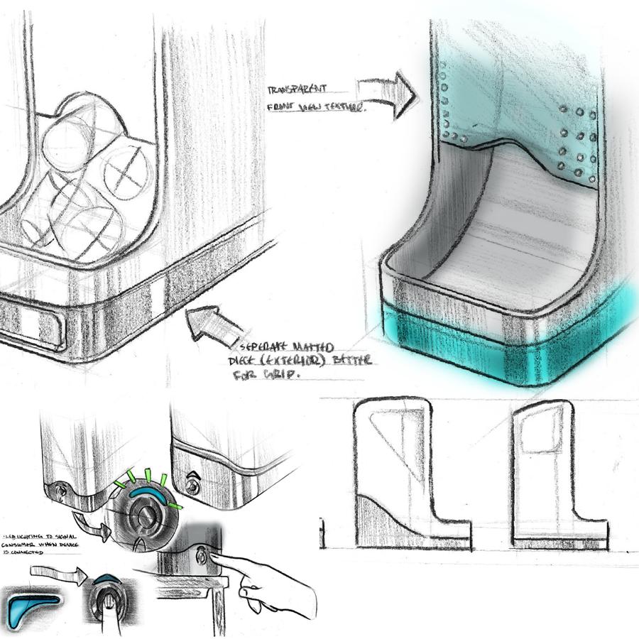cpg d2c vessel design