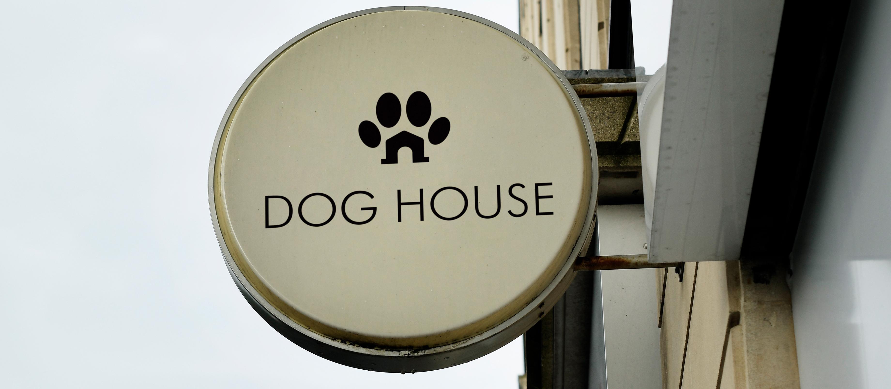 logo sign for shop dog food packaging  https://www.behance.net/andonov https://dribbble.com/Andonov-Design
