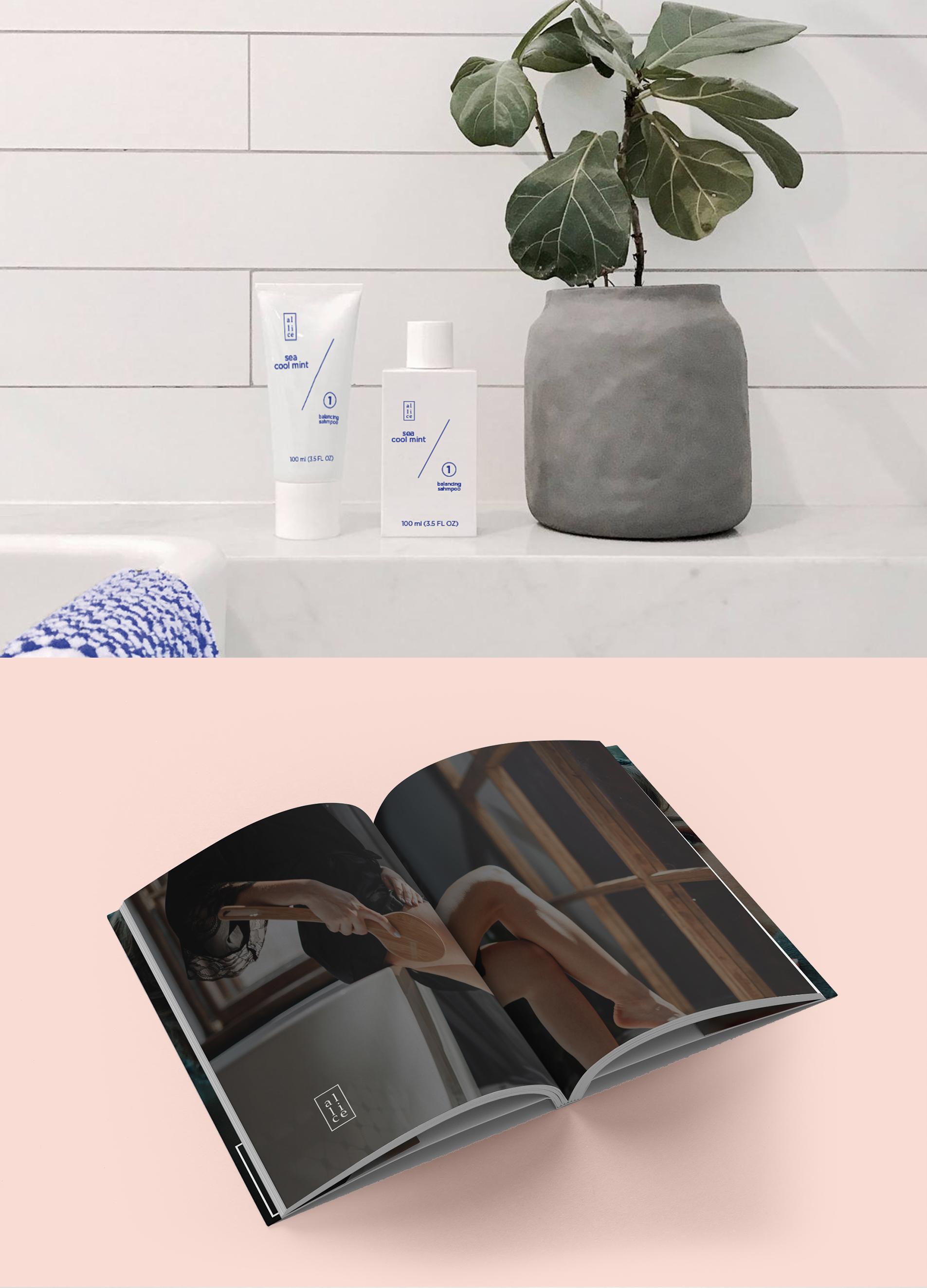 https://www.behance.net/andonov Web design for cosmetic brand