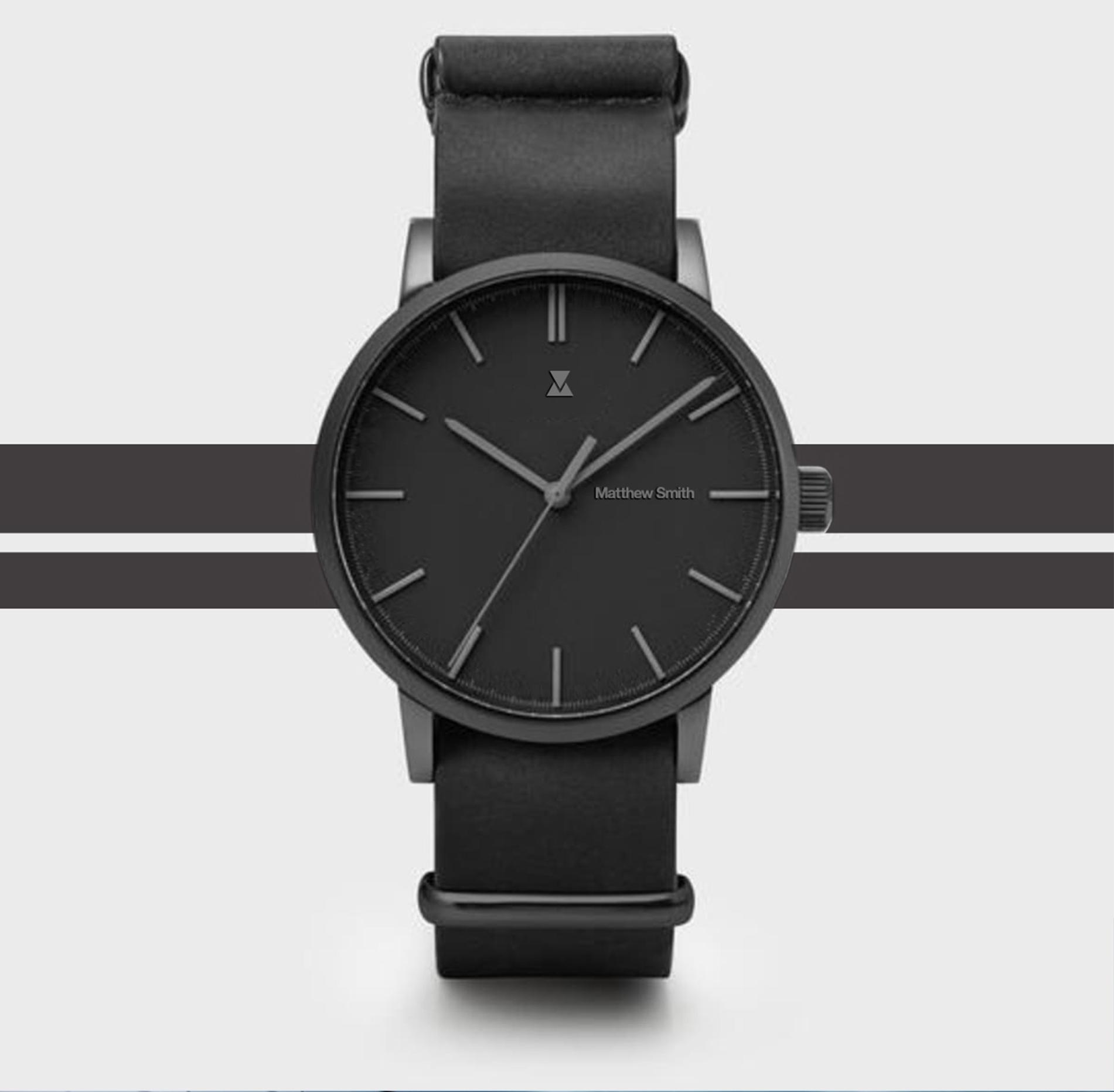 Premium swiss made watches identity design https://dribbble.com/Andonov-Design