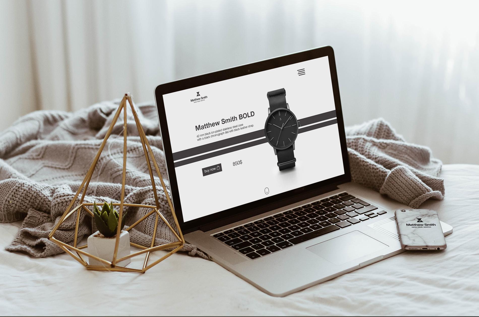 UI/UX Design watch brand https://www.linkedin.com/in/martin-andonov-445148163/