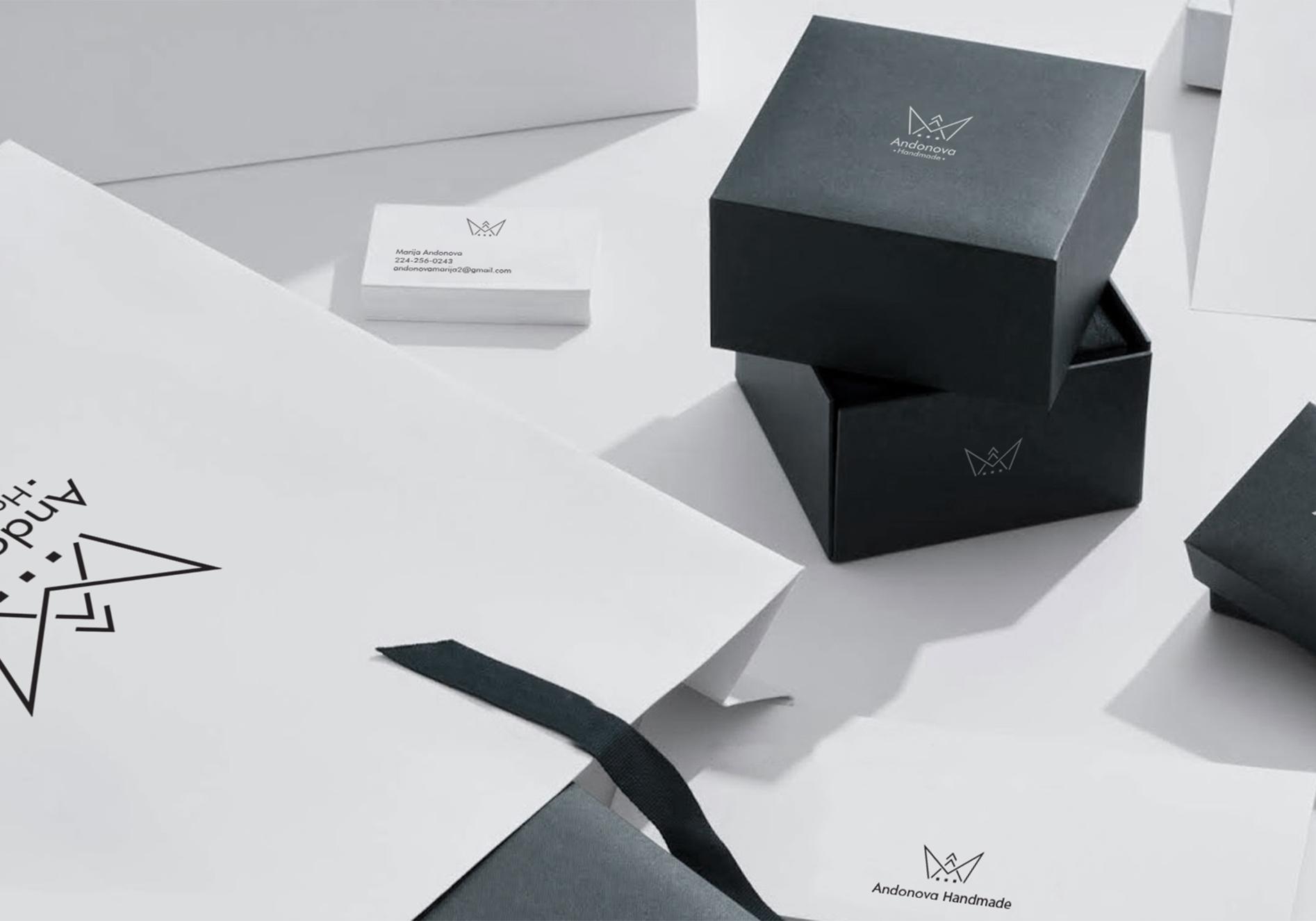 Andonova packaging design