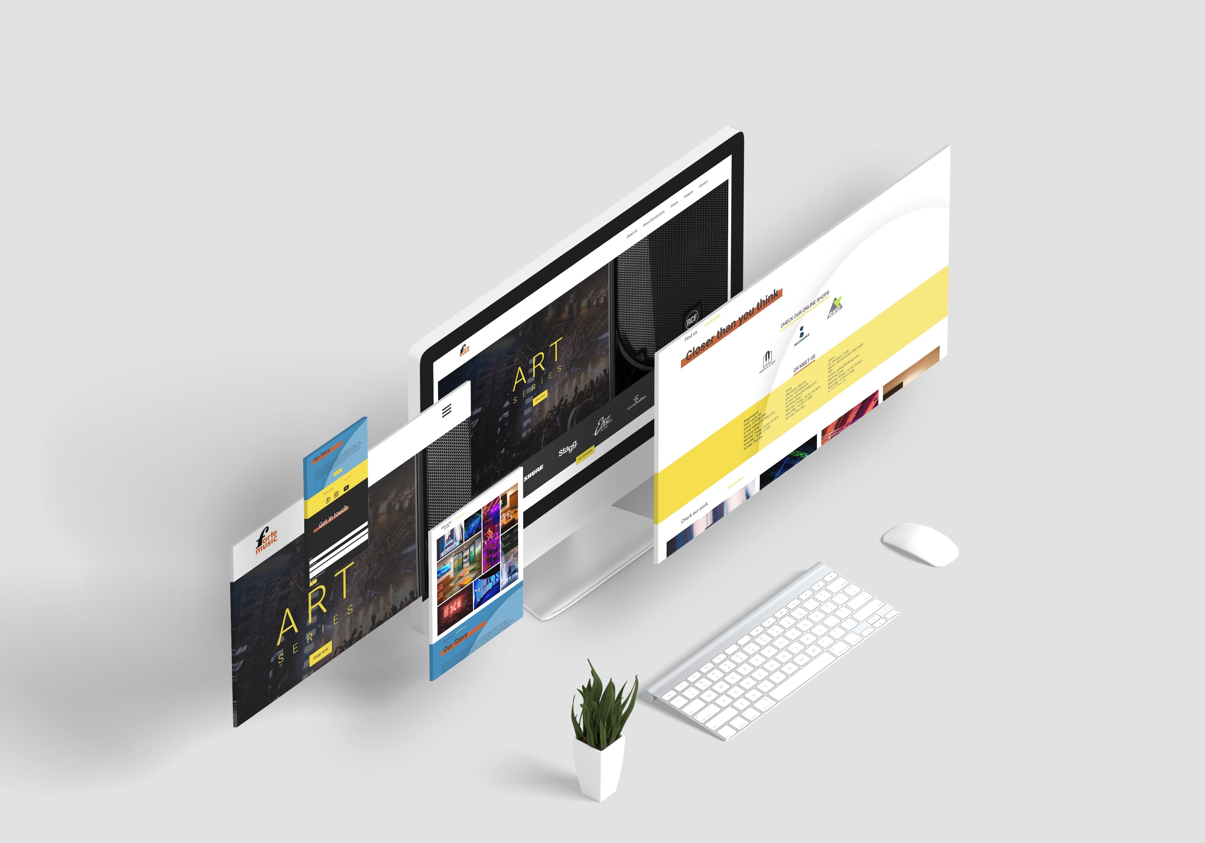 https://fortebg.com/ ui/ux design