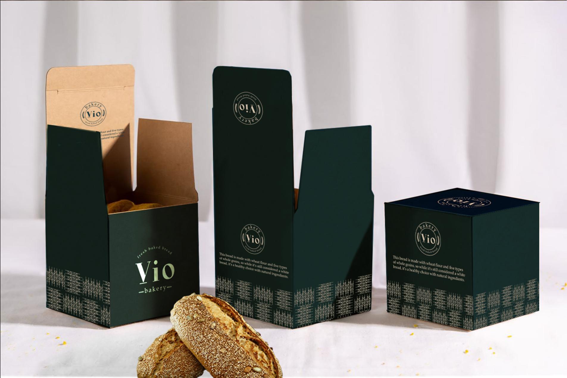 box bakery design