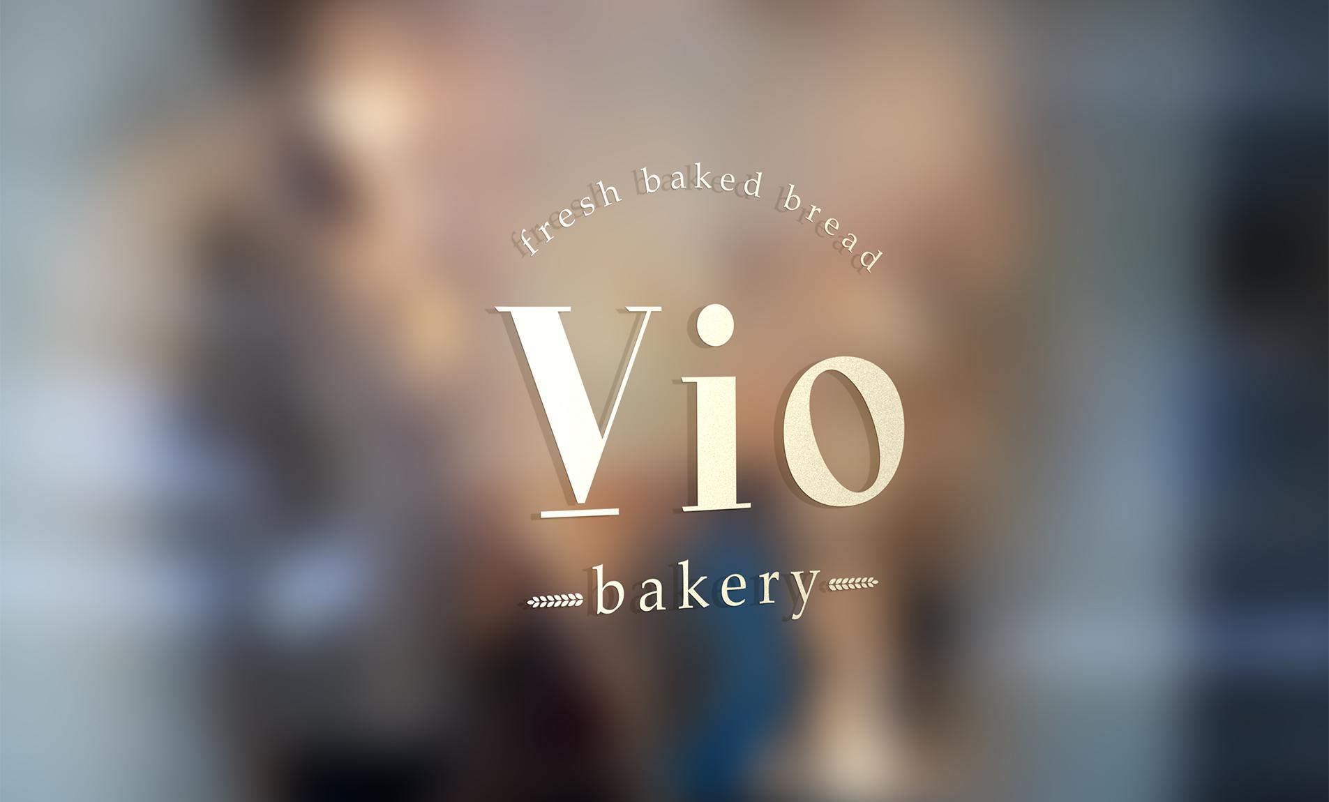 logo shop bakery