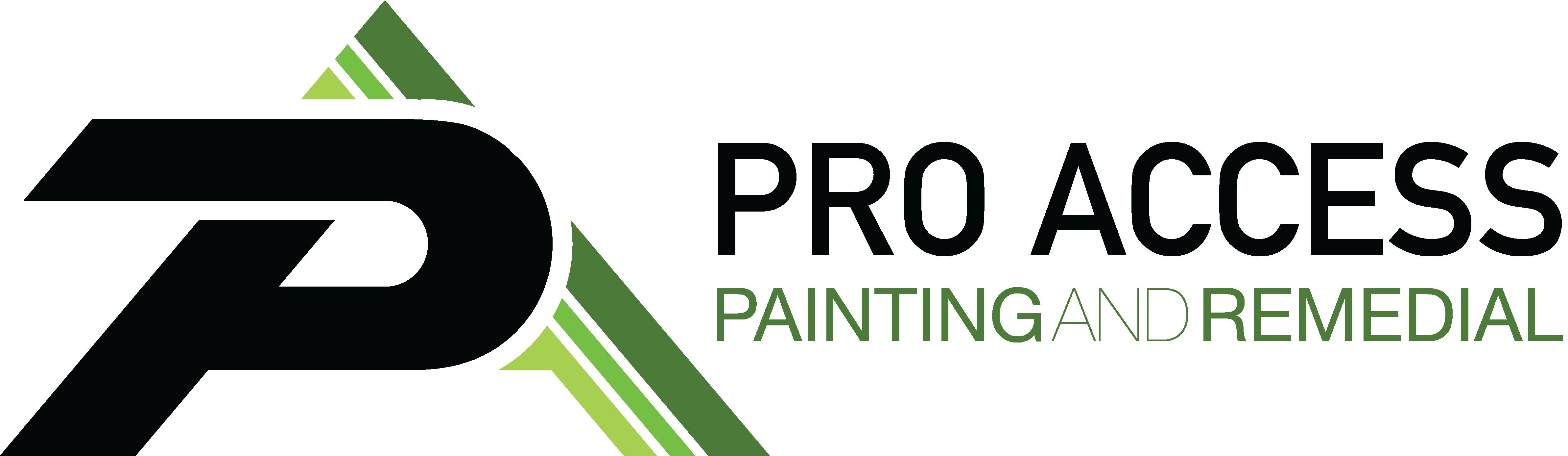 pro access paint logo