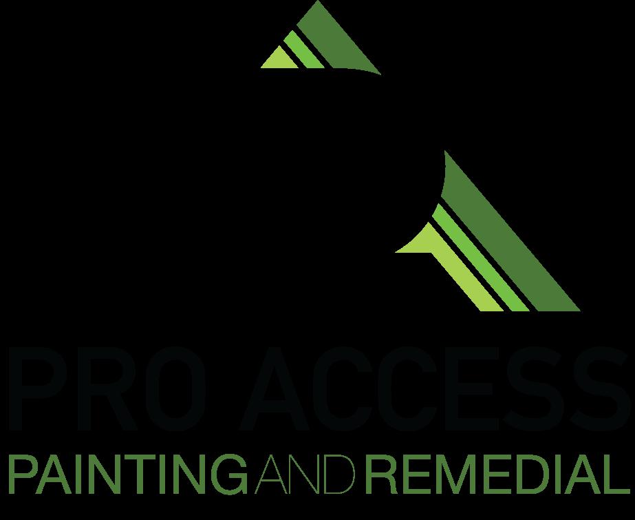 Pro Access Paint & Remedial logo