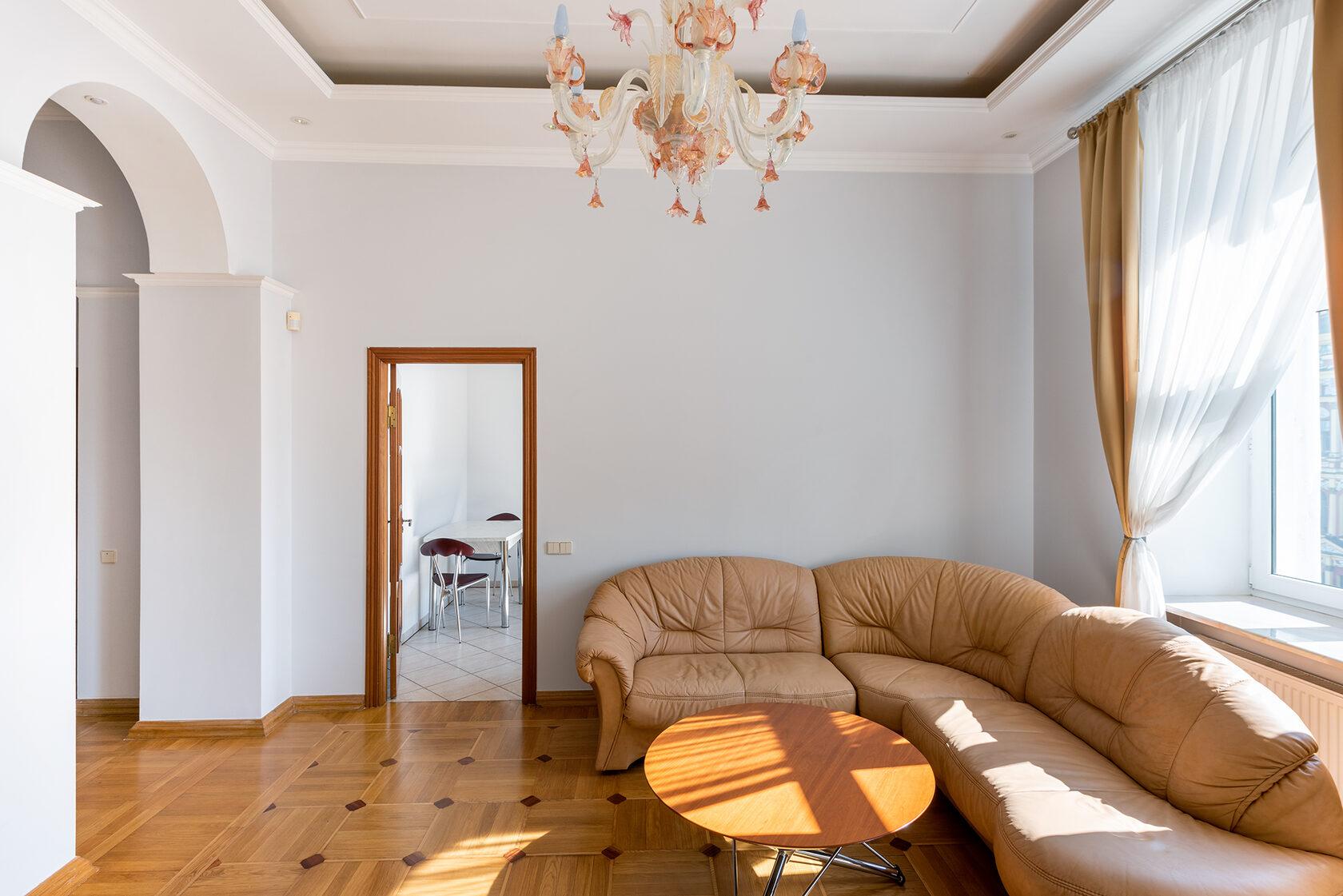 Investissement Immobilier Kiev, Ukraine - Salon