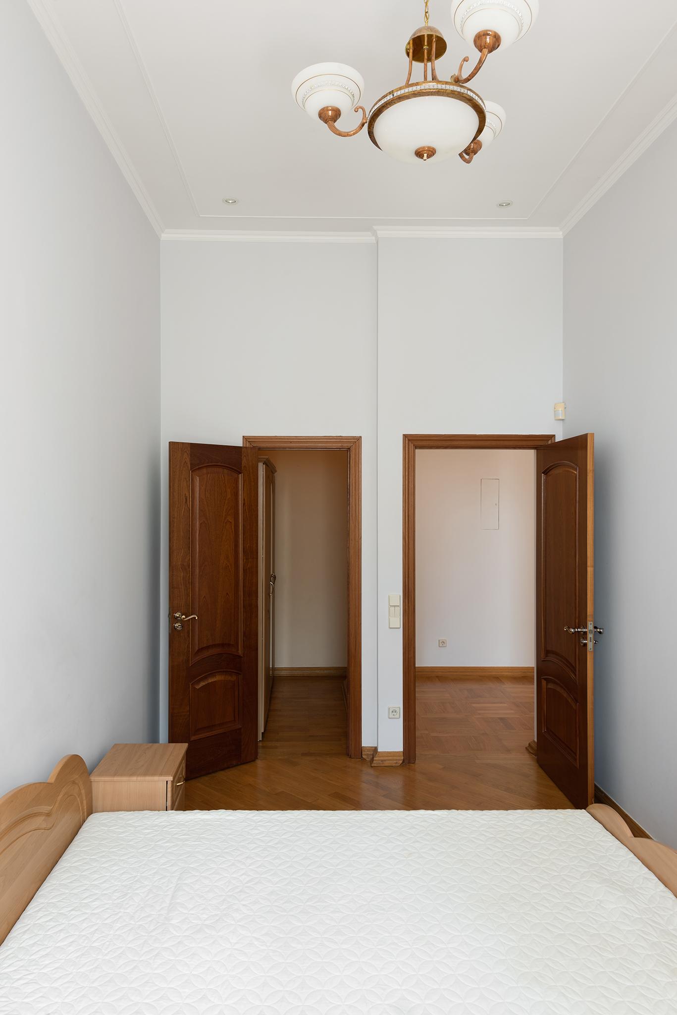 Investissement Immobilier Kiev, Ukraine - Chambre