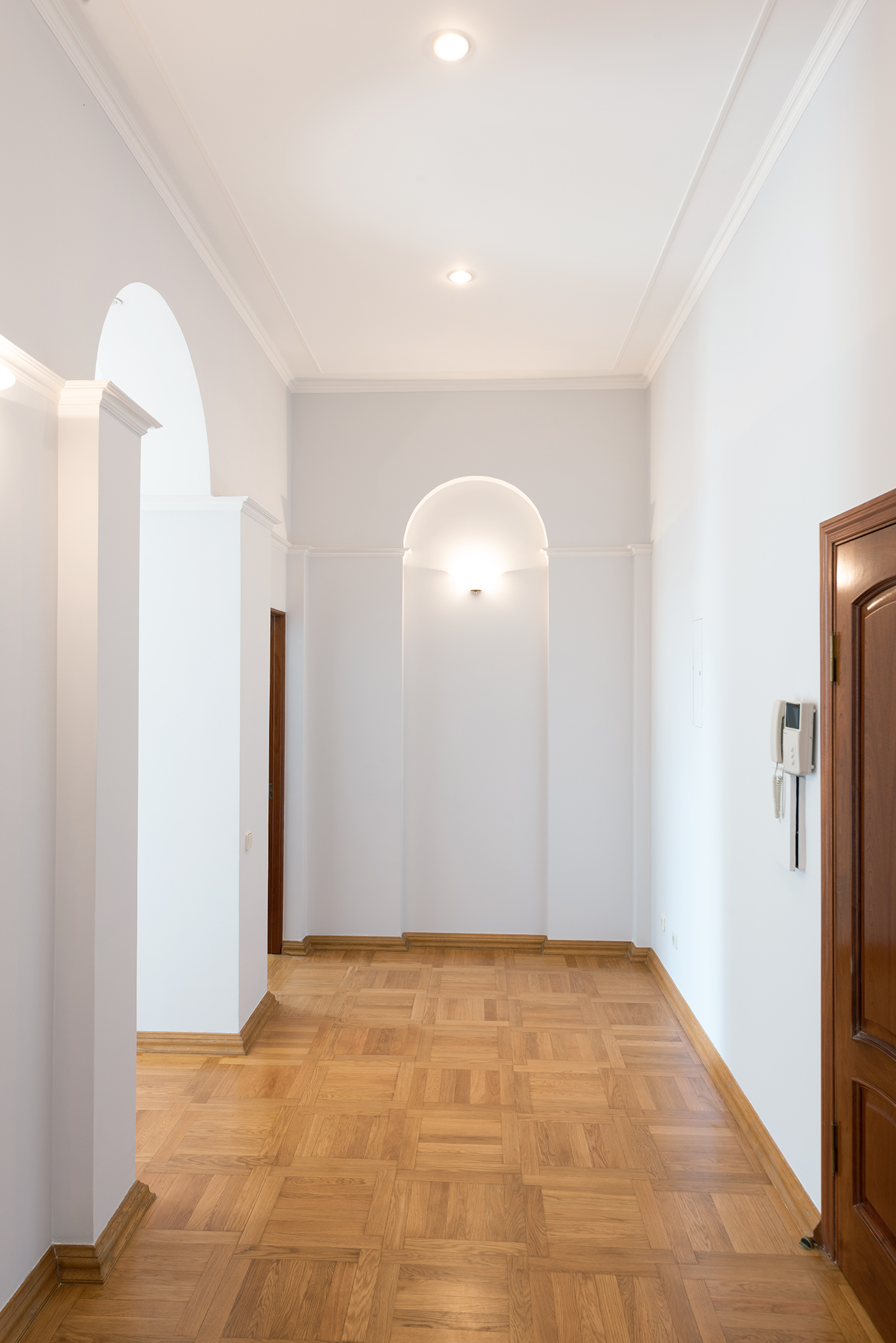 Investissement Immobilier Kiev, Ukraine - Hall d'entrée