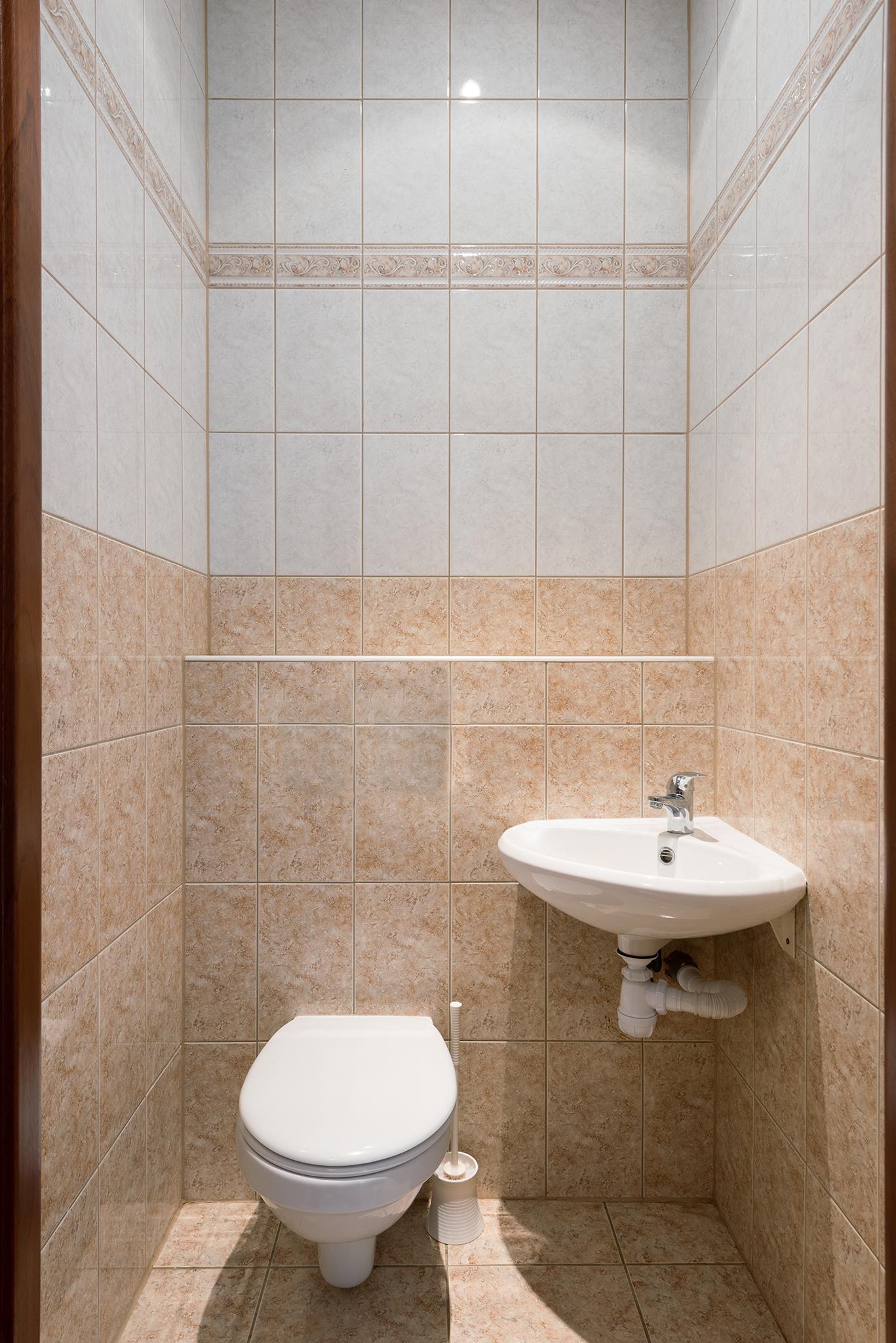 Investissement Immobilier Kiev, Ukraine -  Toilettes