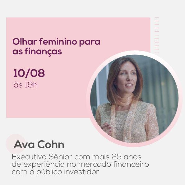 Ava Cohn, no Mulheres no Comando