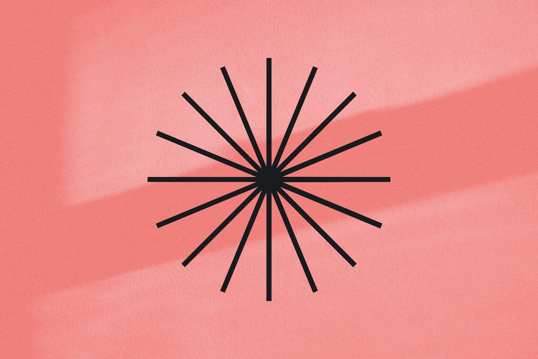 Asterisk symbol.