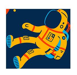 unlocked agency in space
