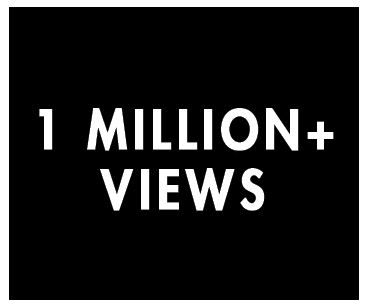 1 Million+ Views