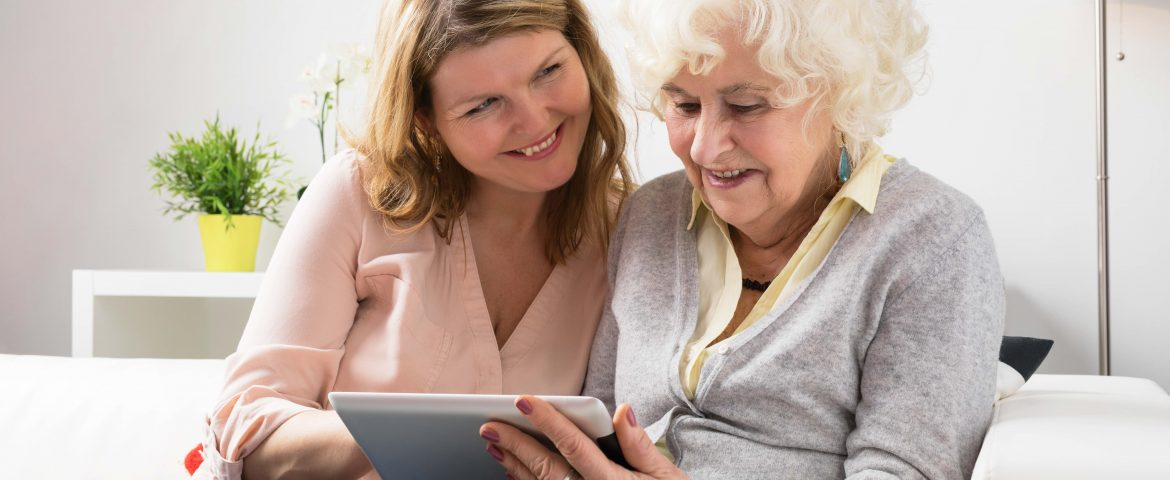 Encouraging older people to take their first steps into the digital world can be challenging. We wanted to understand if by providing a simple, safe and secure platform where all generations of a family could communicate without undue concern for their online security and privacy, we could make this process easier.