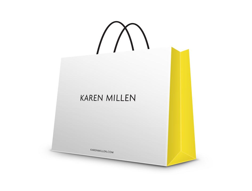 Karen Millen Brand design - bag - Garrett Reil