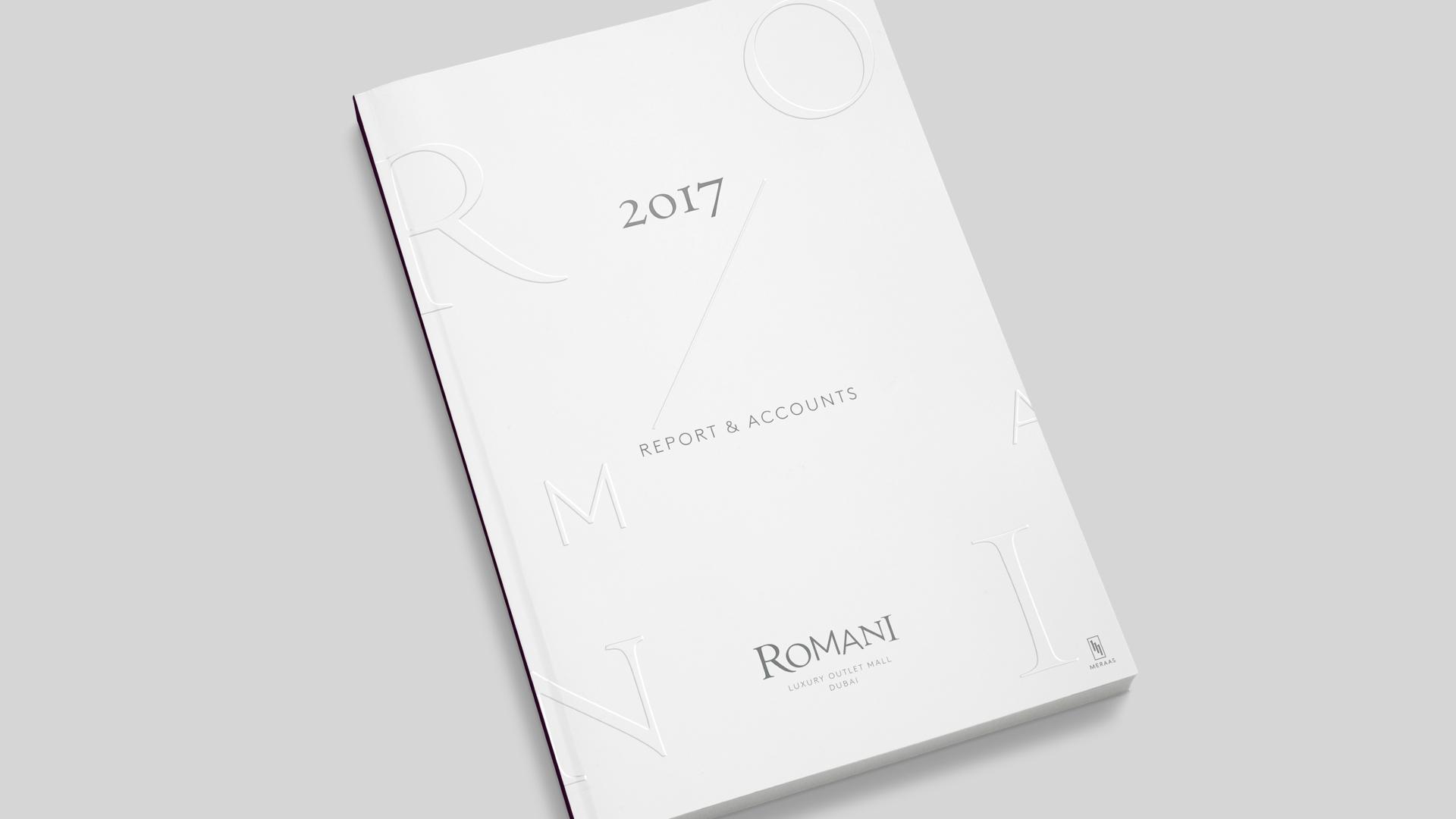 Report design for retail developer by Garrett reil