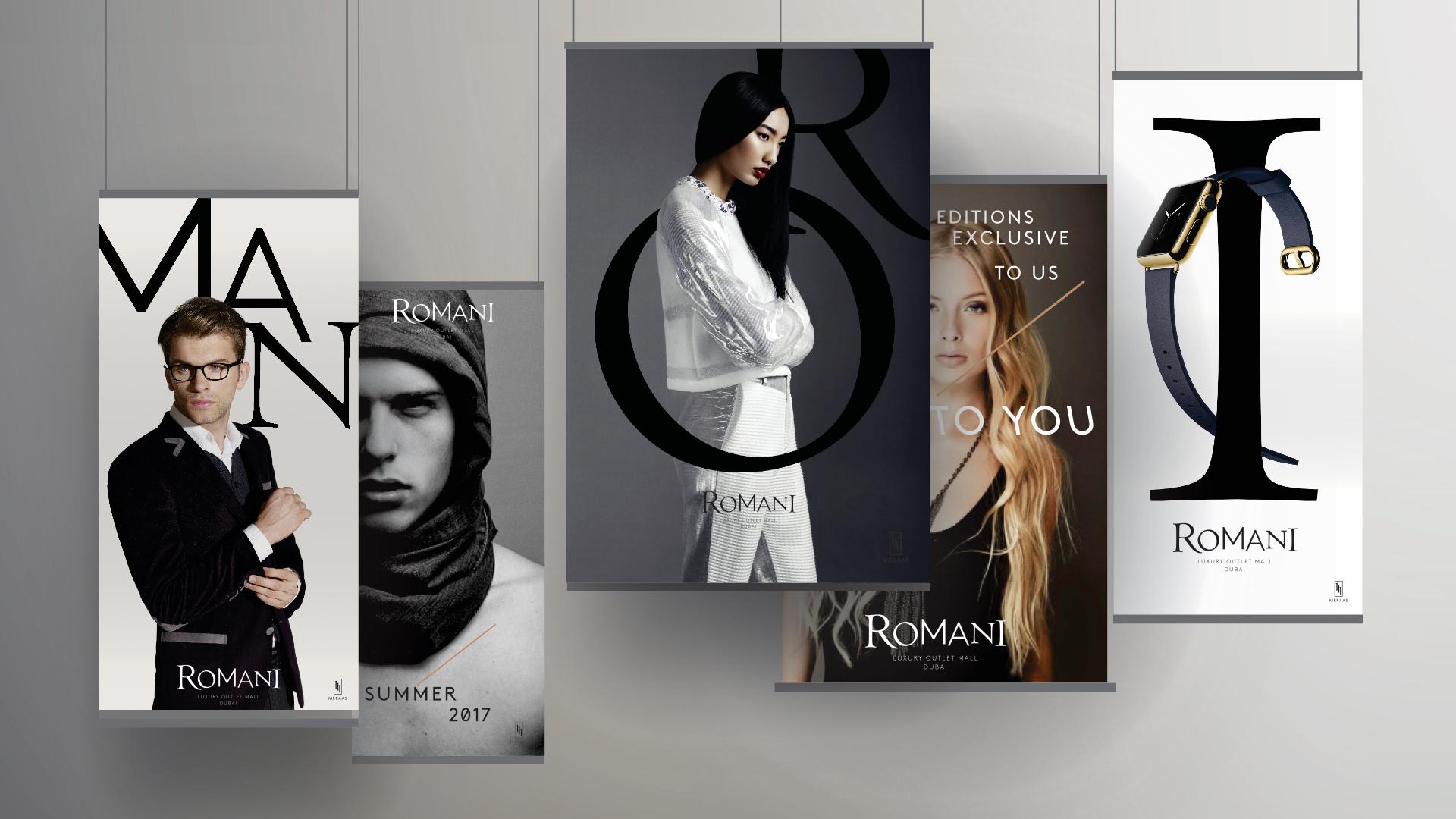 Brand design system for fashion retail development by Garrett Reil
