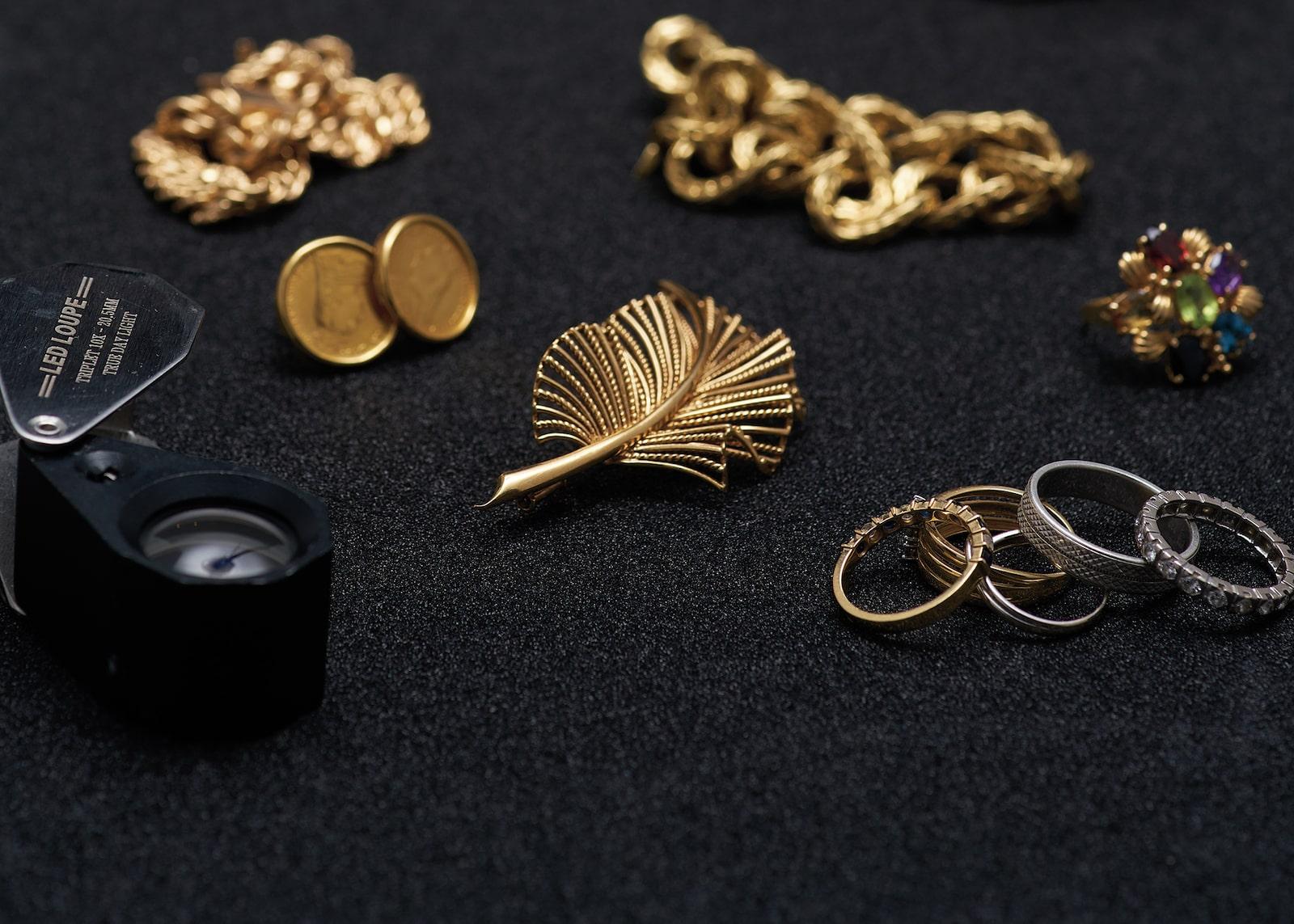 Revente et achat d'or et d'argent à Bordeaux