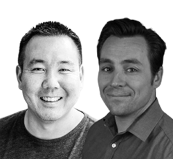 Mike Sasaki & Tyler Ramsey