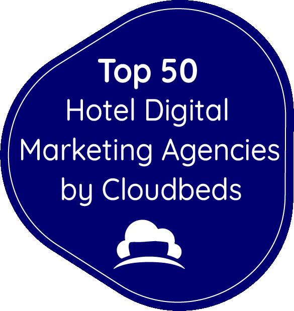 Top 50 Hotel Digital Marketing Agencies by Cloudbeds