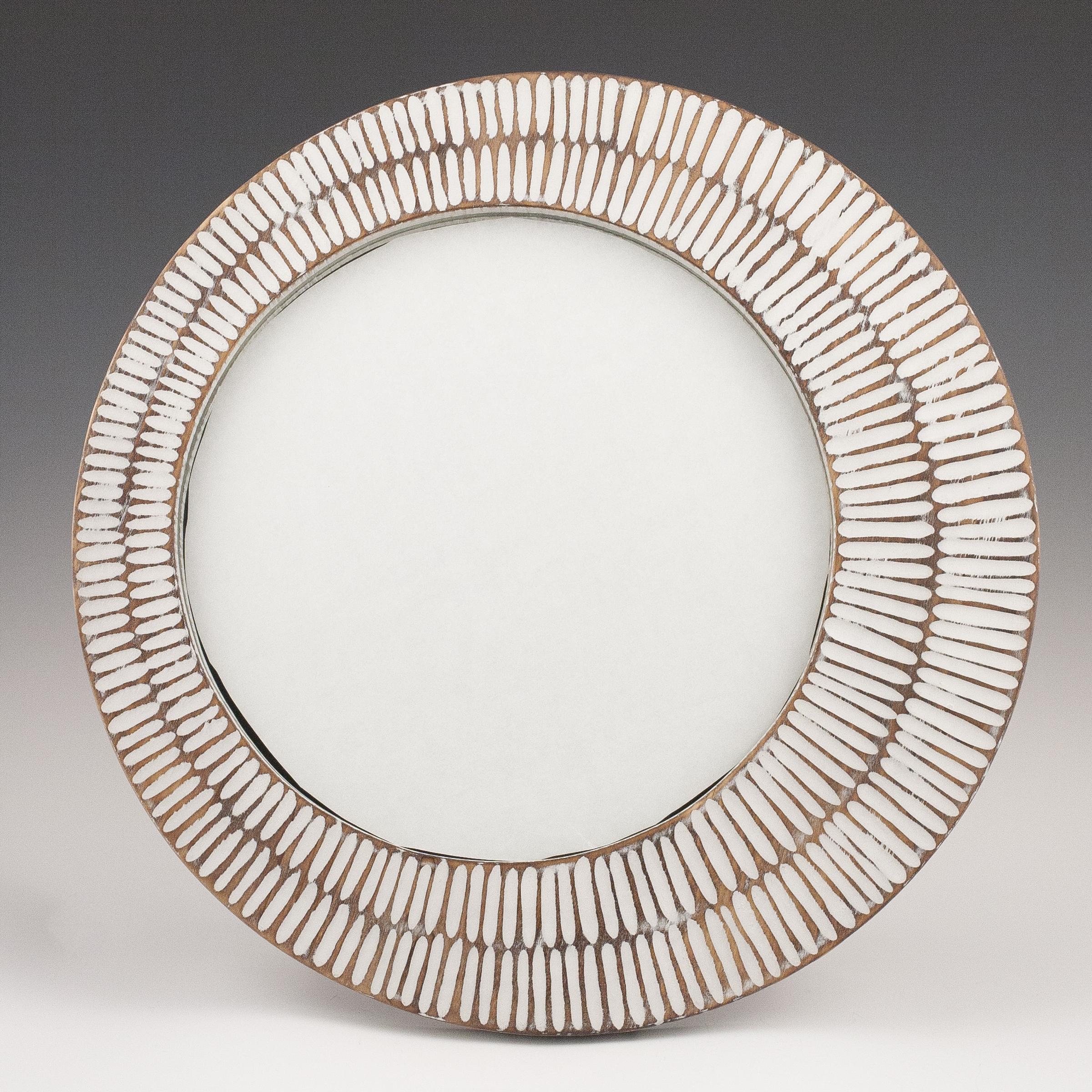 """22"""" Round Mirror"""