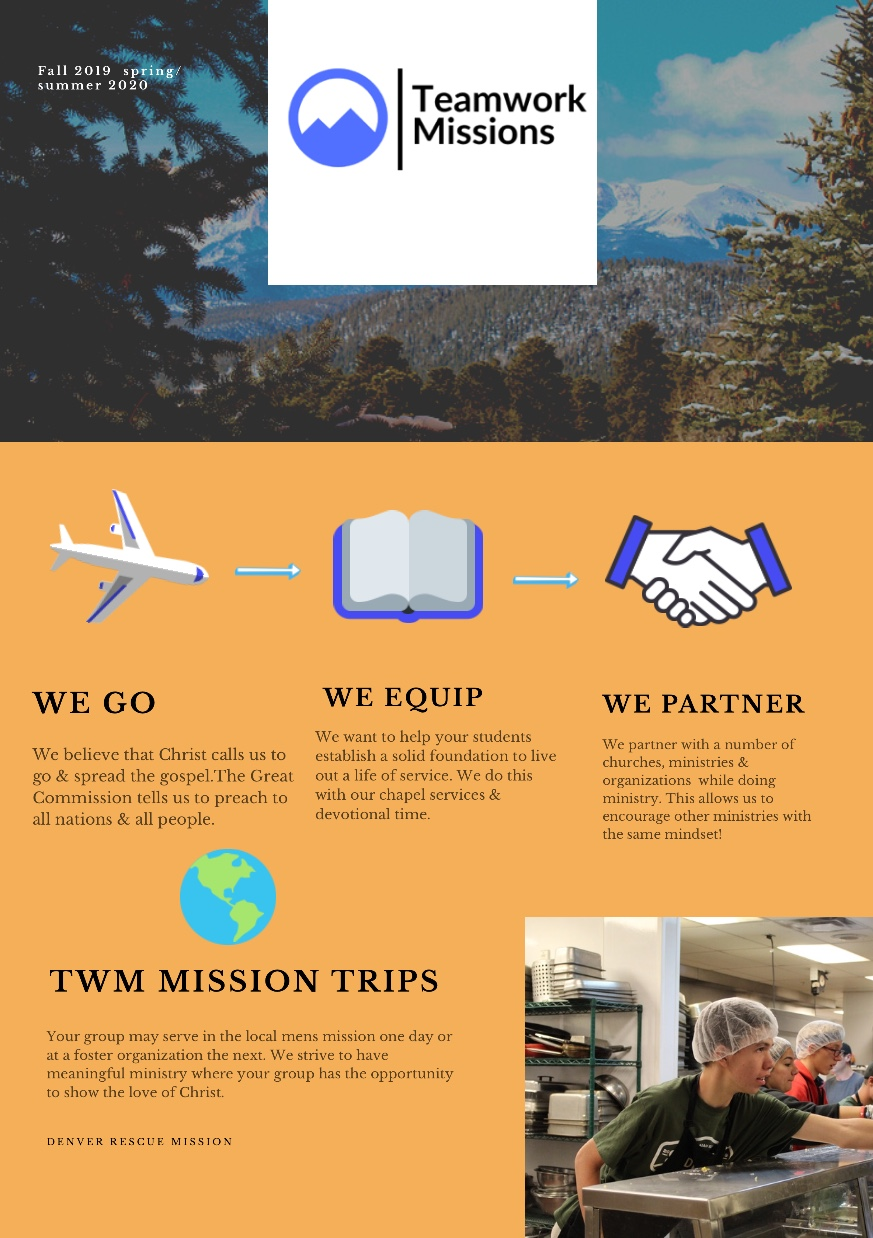 Teamwork Missions