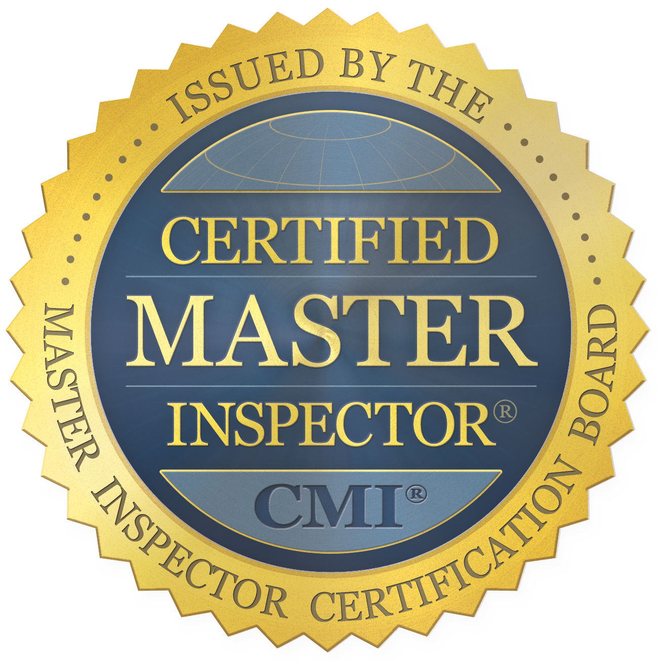 CMI - Master Certified Inspector certification
