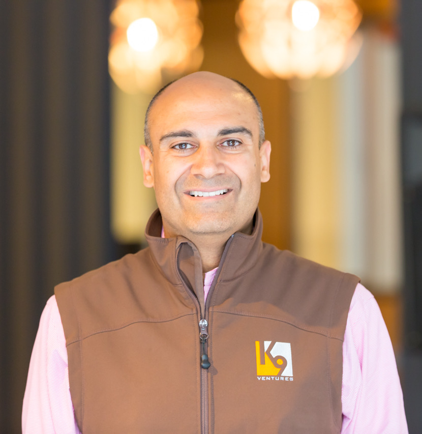 HiHello Co-founder and CEO Dr. Manu Kumar