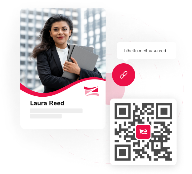 Subscribe to HiHello Professional digital business cards