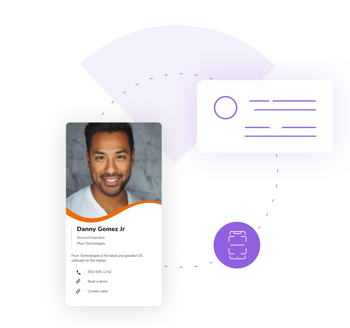HiHello business card scanner