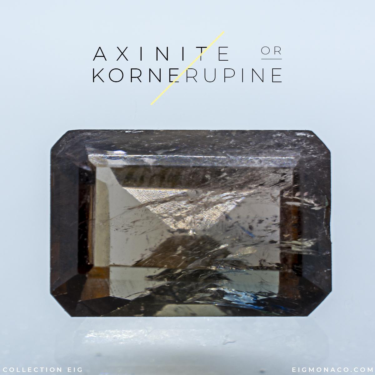 Gemme Axinite