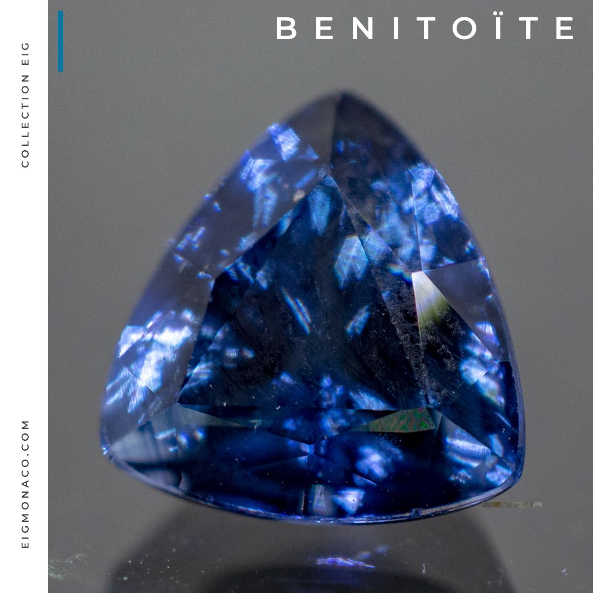 Benitoite