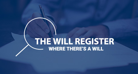The Will Register