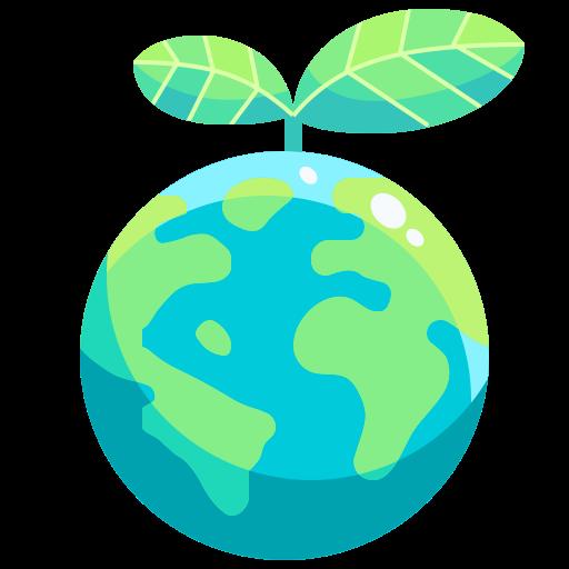 Eco friendly earth