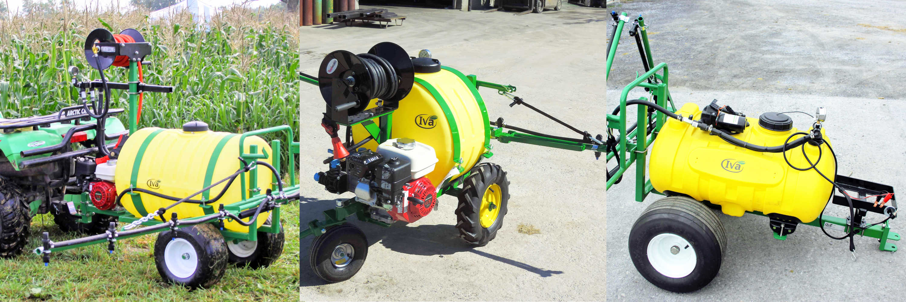 Orchard sprayers, lawn and garden sprayers  from Iva Manufacturing