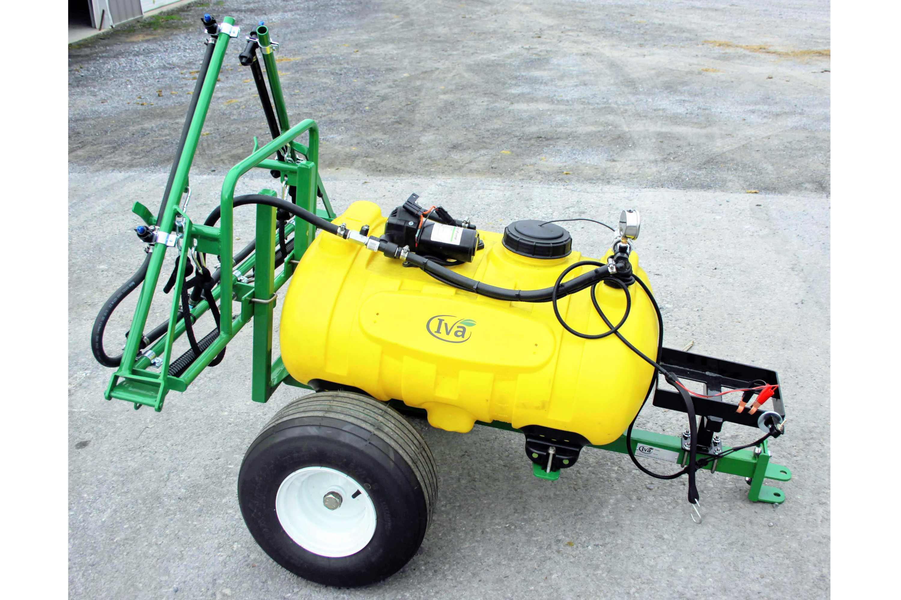 Lawn and Garden Sprayers