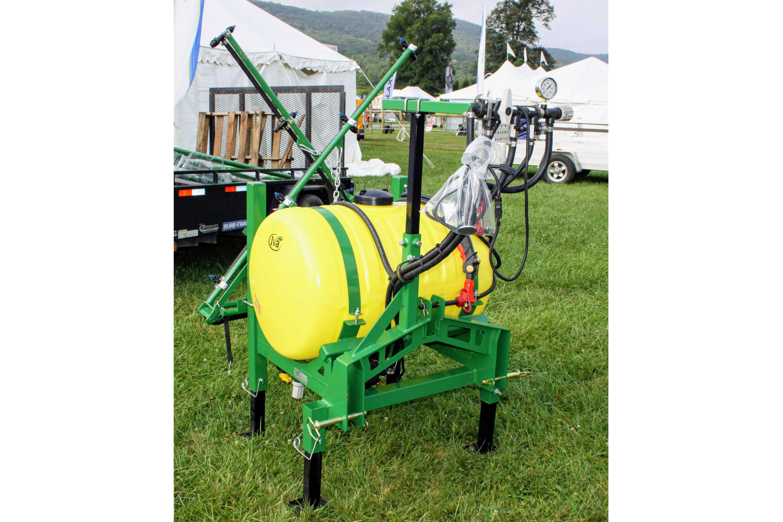 55 gallon 3-point Hitch Sprayer