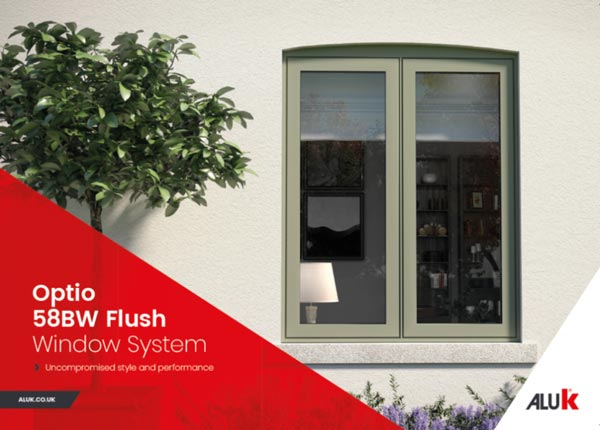 Optio 58BW Flush Brochure
