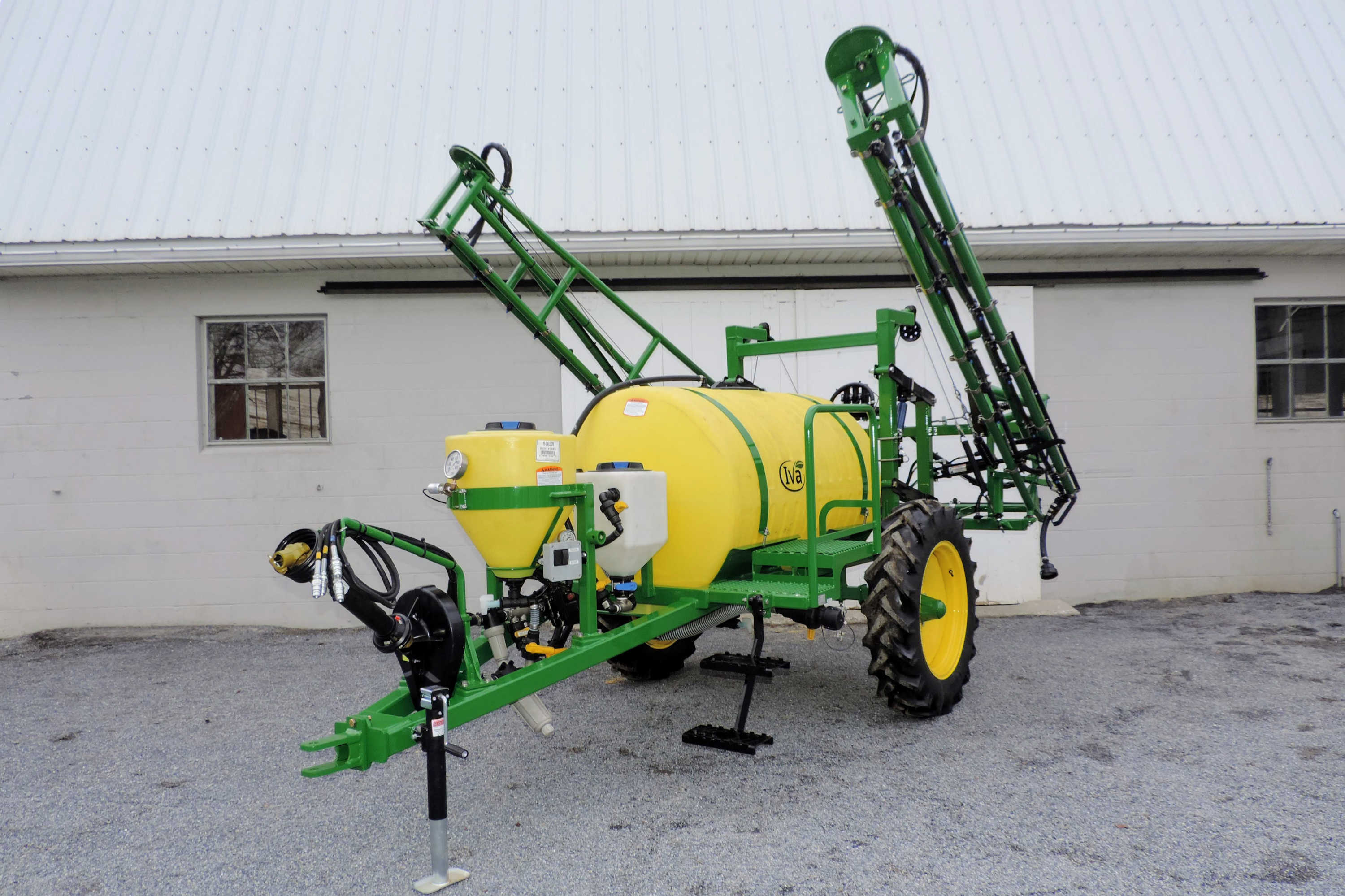 300-gallon Field Sprayer with 45' Hydraulic-fold Booms