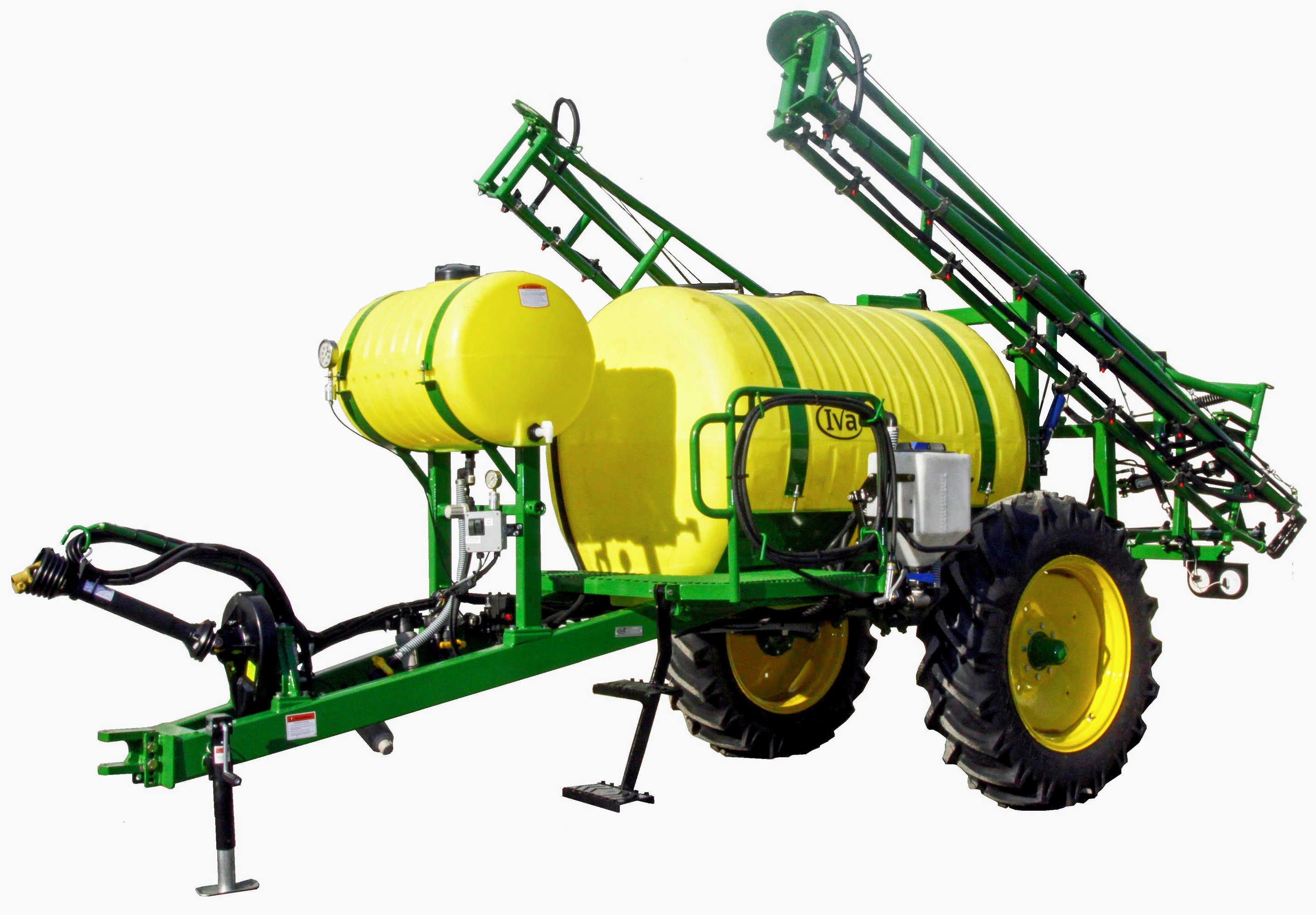 500 gallon Field Sprayer with 45' SpringRide Booms