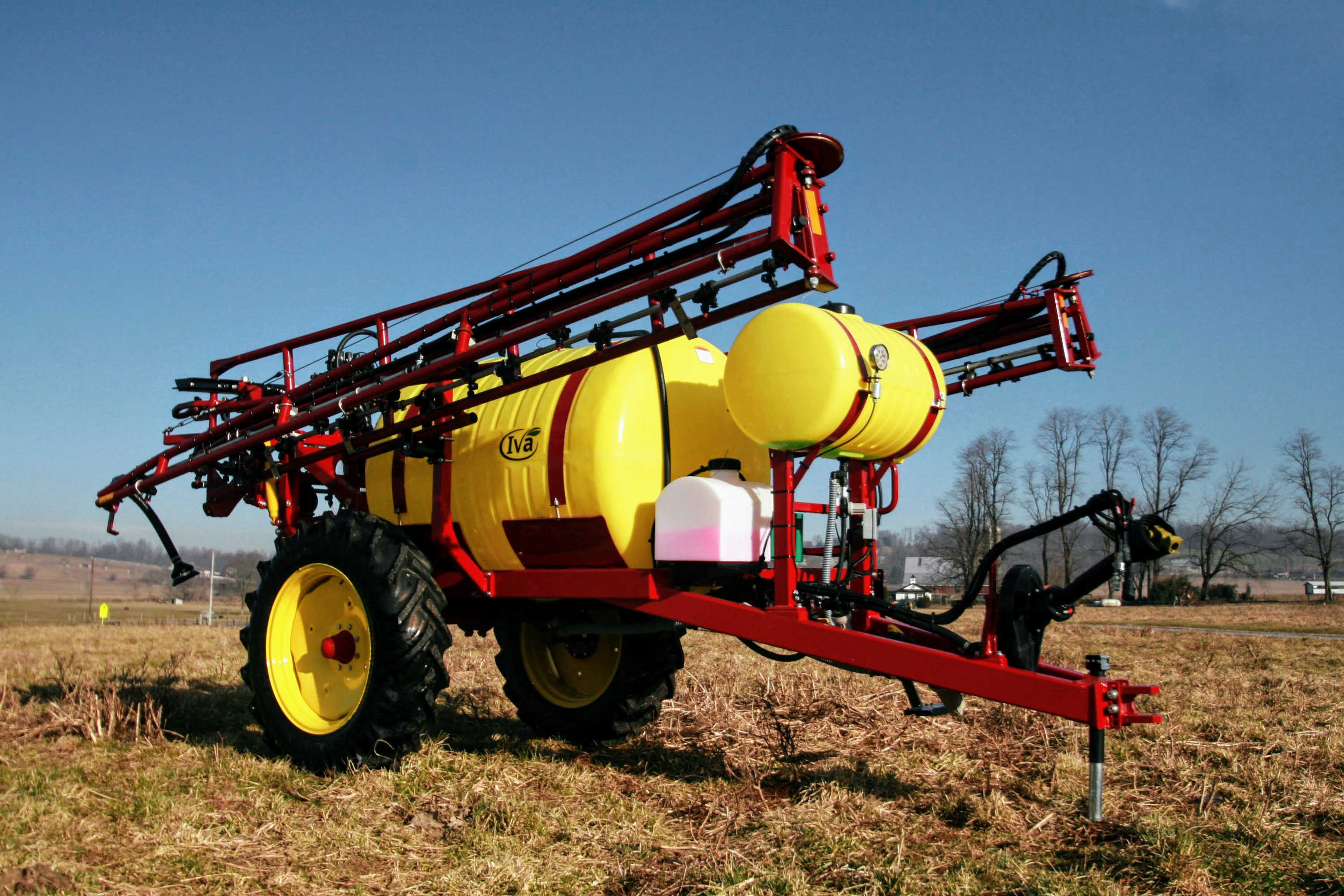 500 gallon Crop Sprayer with with 60' AirRide Booms