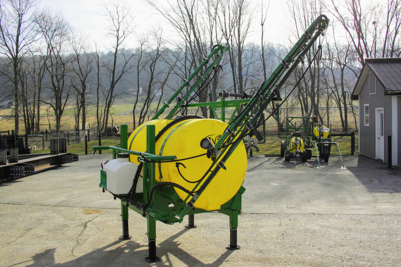 300 gallon 3-point Hitch Sprayer