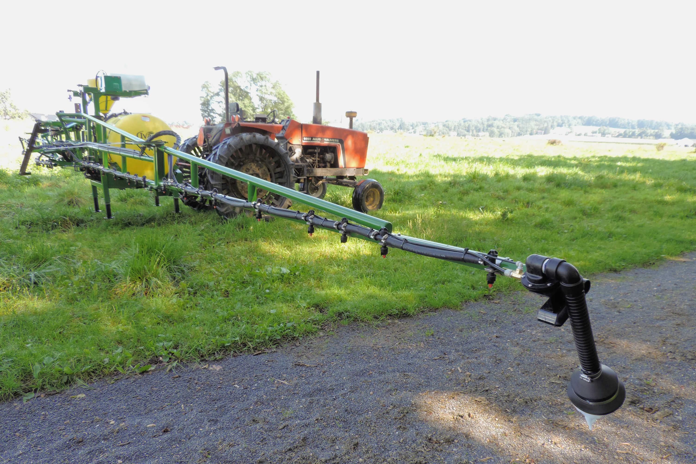 300 gallon 3-point Hitch Sprayer with Foam Marker