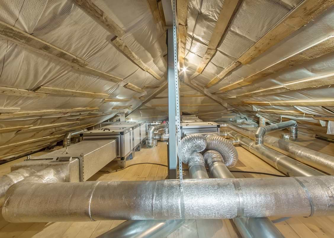 ducting replacement