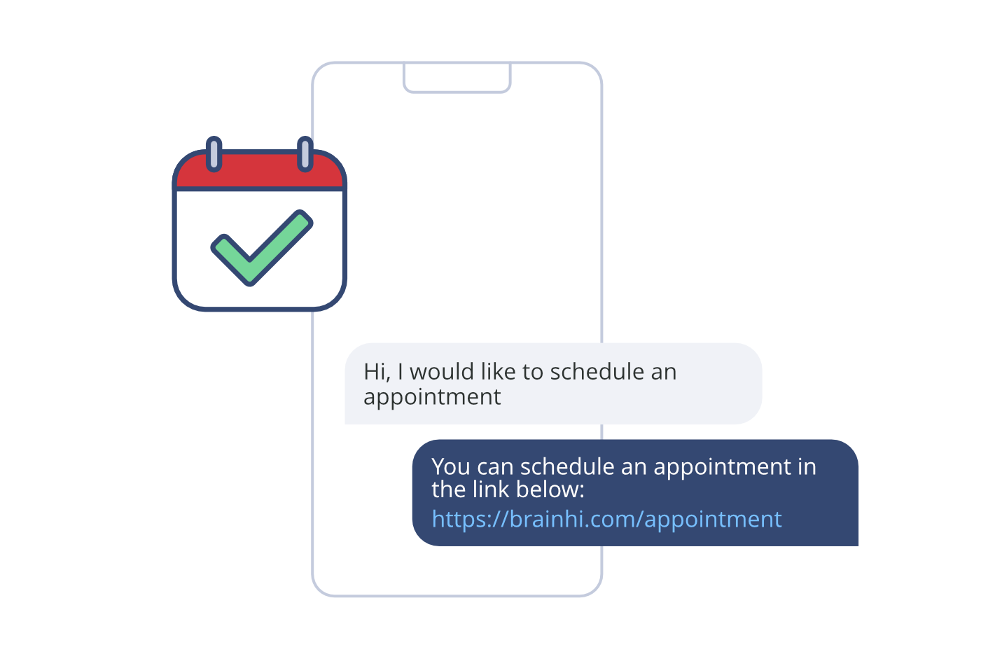 appointments graphic