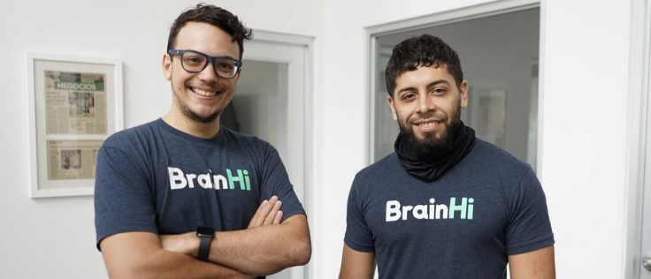 The Founders of BrainHi